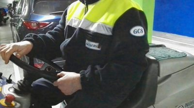 personal limpieza garaje Madrid